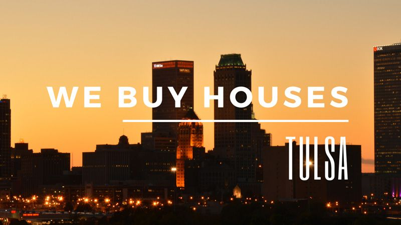 We Buy Houses In Tulsa | Why Should Use A Local Homebuying Service?